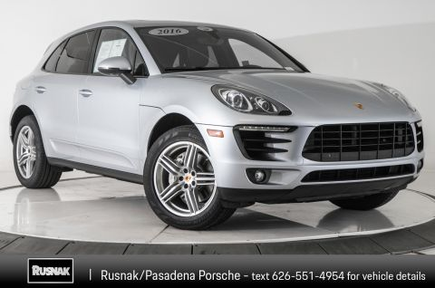 Porsche Certified Pre Owned >> 60 Certified Pre Owned Porsches In Stock Rusnak Pasadena
